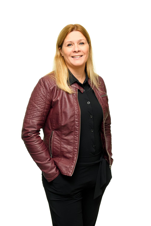 Portretfoto van Linde Keverkamp, medewerkster van EuFlex